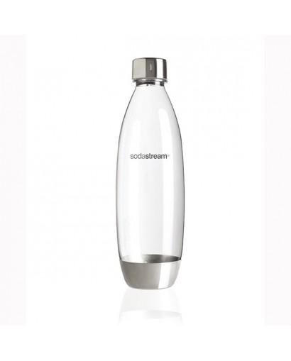 Sodastream Fuse metal bottiglia