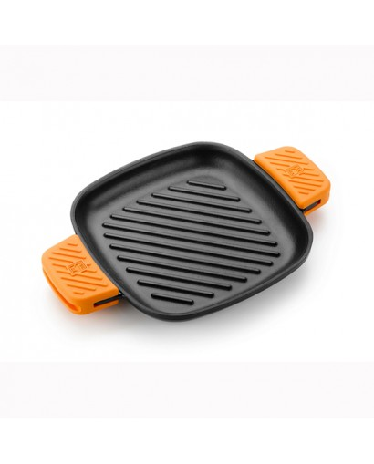 Bra Efficient piastra grill 24 x 24