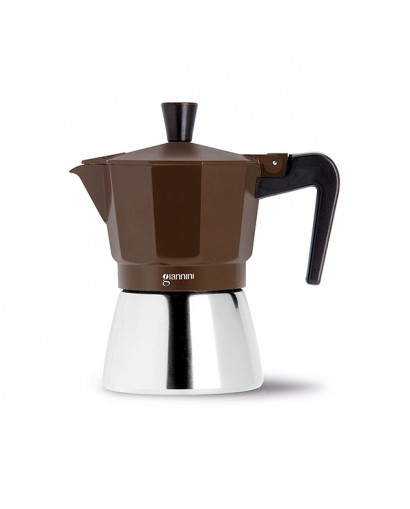 Giannini Nina induction caffettiera 3 tazze
