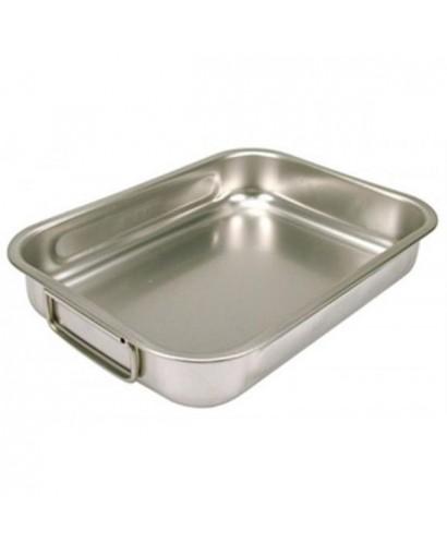 Steel Pan Teglia rettangolare
