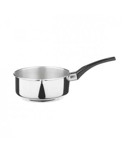 Steel Pan Tris casseruola d. 12-14-16