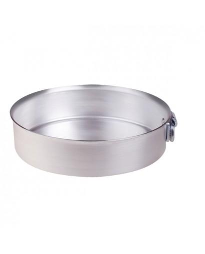 Agnelli Tortiera cilindrica con anello