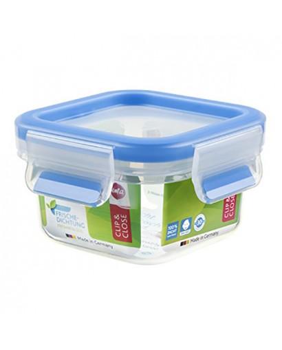 Emsa Clip & Close contenitore salvafreschezza quadrato 0,25 l