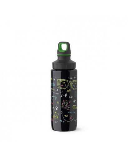 Emsa Drink2Go Light Steel borraccia 0,6 l