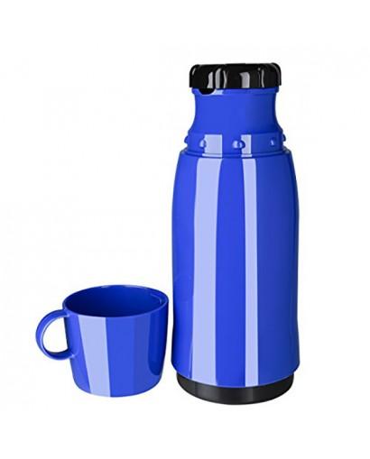 Emsa Rocket bottiglia termica blu 0,75 l