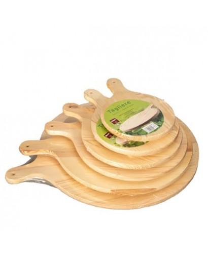 Bisetti Tagliere polenta d. 30