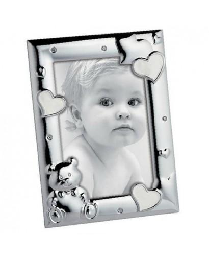 Mascagni Kids portafoto in metallo lucido 10 x 15
