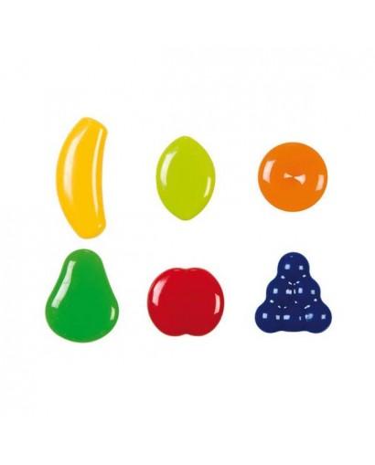 Tescoma Presto magneti forma frutta  6 pezzi